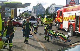 İsveç'teki Trafik kazalarında en çok kimler...