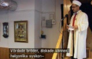 İsveç Televizyonu ''Kurban Bayramı'' belgeseli...