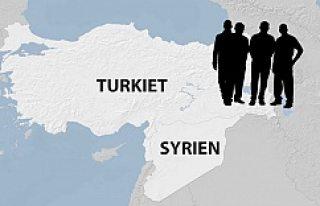 İsveç'ten IŞİD'e katılmak isteyen 4...