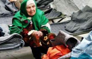 İsveç'ten sınırdışı edilen yaşlı kadına...