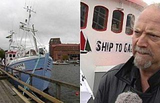 İsveç'ten Yola Çıkan Balıkçı Teknesi,...