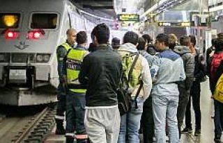 İsveç ve Norveç'te sığınmacı sayısında...