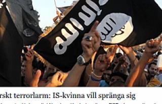 İsveç ve Norveç'te canlı bomba alarmı
