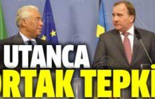 İsveç ve Portekiz'den utanç referandumuna...