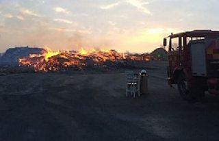 İsveç'in en korkutucu yangını kontrol edilemiyor