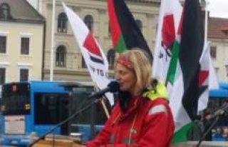 """İsveçli aktivist Ringqvist: - """"İsrail'in..."""