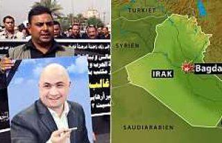 İsveçli gazeteci Bağdat'ta öldürüldü