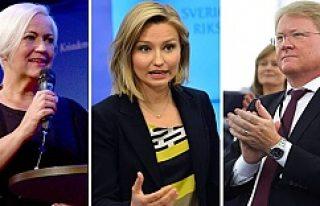 İsveçli, Hıristiyan Demokratlar Kızıştı!