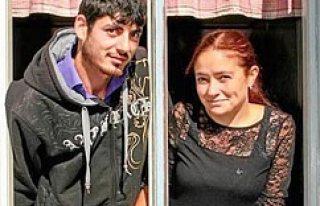 İsveçli kadın Romanyalı dilenciyle evlendi
