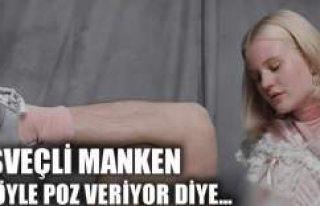 İsveçli manken 'tecavüz tehditleri' alıyorum