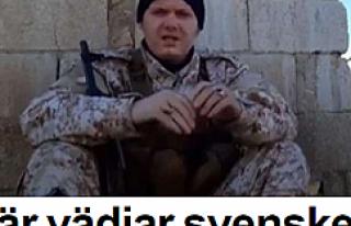 İsveçli Michael Skråmo, terör örgütü İŞID'ın...
