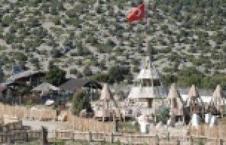 İsveçli Rydberg den, Burdur'da Lisinia Tabiat Projesi...