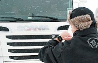 İsveçli Scania'dan yeni uygulama geliyor! TIR sürücülerinin...