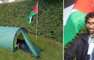 İsveçli Yahudi Aktivist, İsrail Zulmünü Dünyaya...