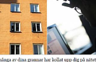 İsveçliler 10 yıllık komşusunun kim olduğunu...