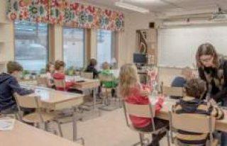 İsveç'te bir okul: Kız-erkek ayrı sınıflarda...