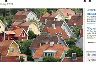 İsveç'te ev fiyatları 2015'te el yakacak...