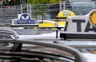 İsveç'te geçen sene kaç taksici soyuldu? İşte...