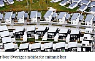 İsveç'te halkın oturmakta en memnun olduğu mahalle