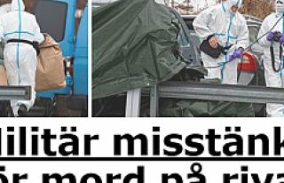 İsveç'te kız meselesi kanlı bitti