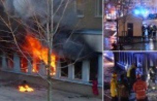 İsveç'teki Cami saldırısı sonrası resmi açıklamalar...