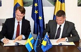 İsveç'ten Kosova'ya yardım