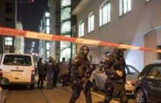 İsviçre'de camide silahlı saldırı!