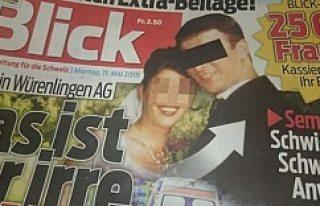 İsviçre'yi sarsan Türk!
