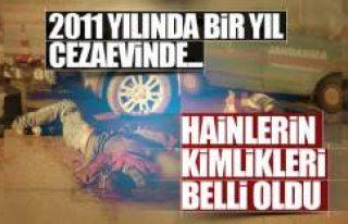 İzmir Adliyesi'ne saldıran hainlerin kimlikleri...