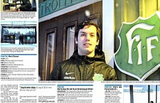 Jönköping Nässjö ilçesinde, kahraman ilan edilen...