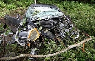 Kazada yapan İsveçli, 18 saat sonra bu arabadan...
