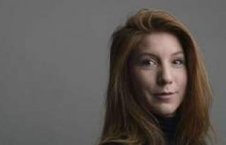 Kesik başlı ceset İsveçli gazeteci Kim Wall'a...