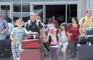 Kıbrıs'a giden İsveçli turist sayısında...
