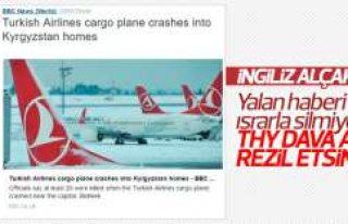 Kırgızistan'da düşen uçağın THY ile alakası...