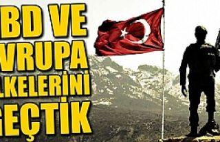 Kirli plana rağmen büyüyen Türkiye