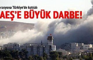 Koalisyon güçleri DAEŞ'i Musul çevresinde...
