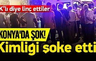 Konya'da büyük şok!
