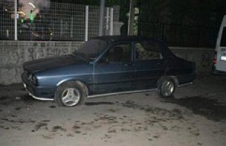 Konya'da bir otomobilden 40 bin mermi çıktı!