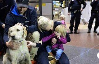 Köpek Artur'un Ekvatordan, İsveç'e inanılmaz...