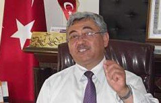 Kulu Belediye Başkanı Ahmet Yıldız'ın acı...