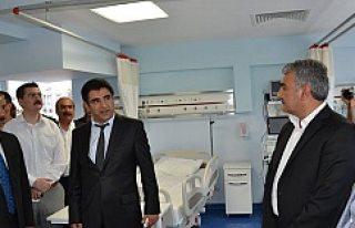 KULU Hastanesi Büyümeye Hazırlanıyor