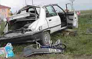 Kulu'da Kaza 6 Yaralı