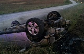 Kulu'da Kaza 9 Yaralı