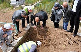 Kulu'da Şüpheli Ölüm 20 yıl sonra Mezar Açtırdı