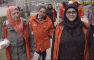 Kululu Fatma İpek Alcı, İsveç'te 'yılın...