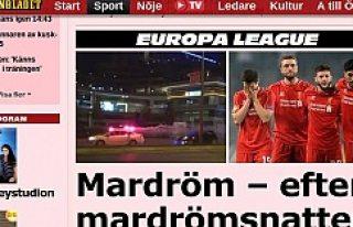 Liverpool elendi, İsveçliler İngilizler kadar üzüldü...