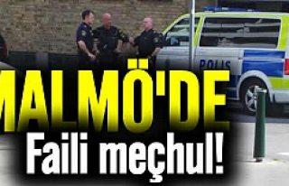 Malmö'de ilginç bir cinayet daha!
