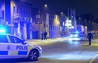 Malmö'de patlama!