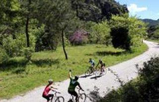 Marmaris Bisiklet Yolu İsveç'te Tanıtılacak...