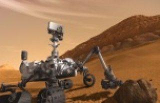 Mars'ta Yaşam İzleri Bulundu